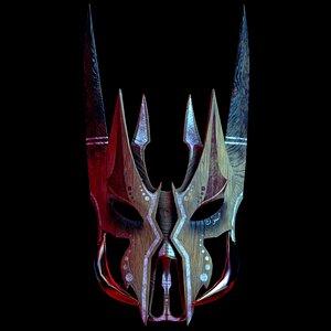 3D model Primitive Mask