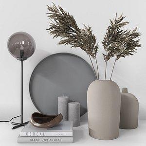 lamp vases 3D