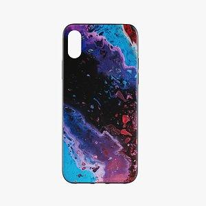 iPhone XS Max Case 7 3D model