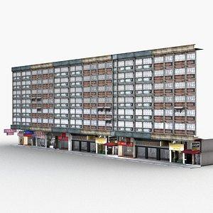 3D kong building 0004
