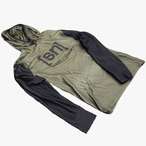 3D Clothes 236 Hoodie