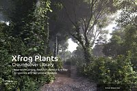 2020 XfrogPlants Groundcover Library