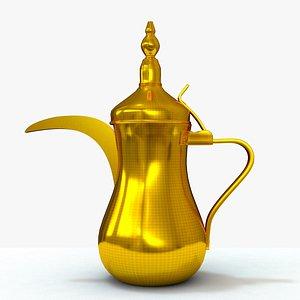 3D COFFEEPOT model