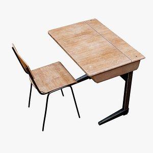desk chair 3D model