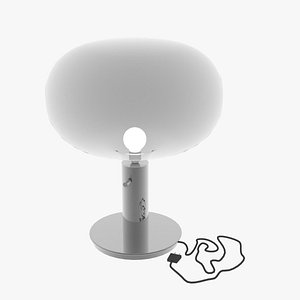 3D cassina am1n lamp