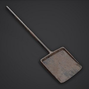 3D shovel tools industrial