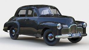 Holden fx 48-215 3D model