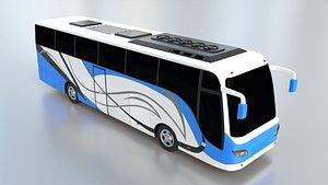 Motorcoach 3D
