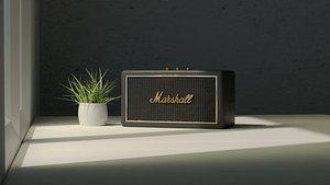 3D marshall speaker