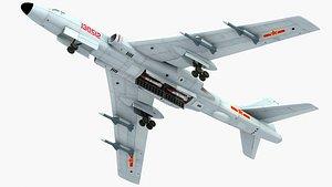 3D h-6k h-6 model