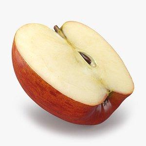 Half Apple 3D
