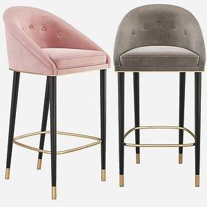 bar chair century brabbu model