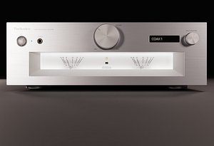 3D amplifier stereo technics model