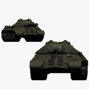3D 001147 soviet tank IS3