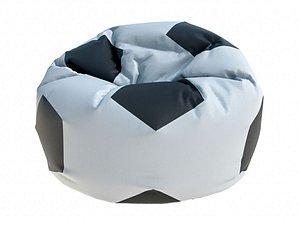 BEAN BAG SOCCER BALL 3D model