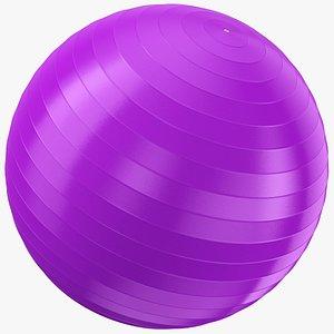 Exercise Yoga Ball 03 3D model