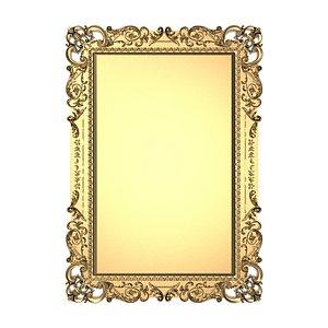 frame cnc model