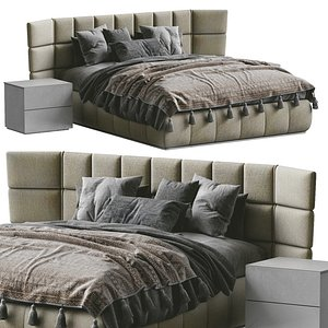 3D bed gaber model