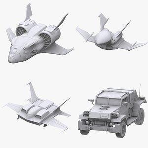 gundam zeon vehicle model