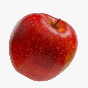 Apple Red 3D model