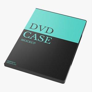DVD case closed model