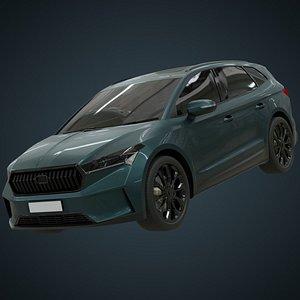 Generic SUV 2 3D model