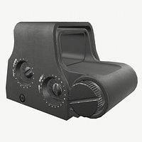EOTech Holographic Red Dot Sight Game Ready