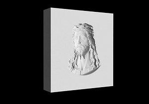 jesus mold 3D model