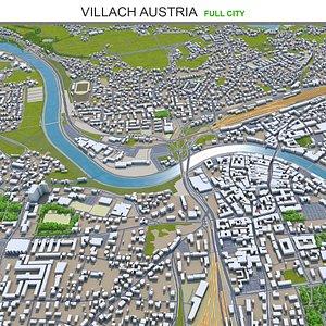 3D Villach Austria