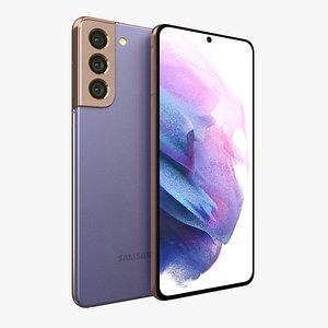 Samsung Galaxy S21 5G Phantom Violet model