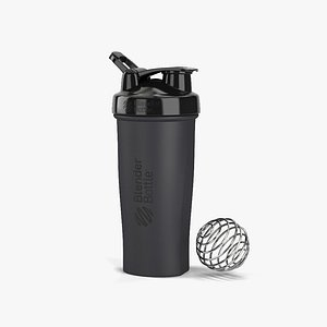 28oz blender bottle 3D model