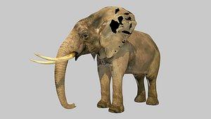 3D Elephant20210914