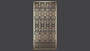 3D Decorative panel 355