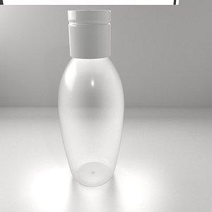 3D Hand Sanitizer Bottle