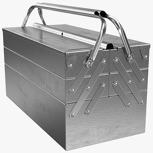 3D heavy duty metal cantilever