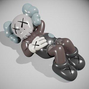 KAWS Holiday Japan 3D model