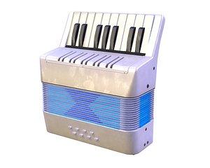 3D accordion small