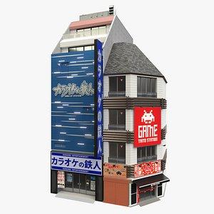 Tokyo Japanese  Gaming Store 3D model