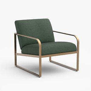 3D sitting furniture chair