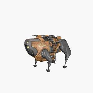 Stalker Robot model
