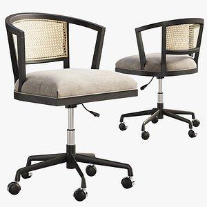 Joybird Rowena Office Chair 3D model