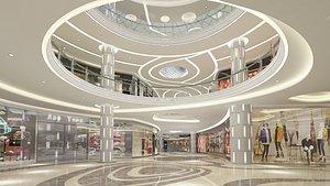 shopping mall 2 model