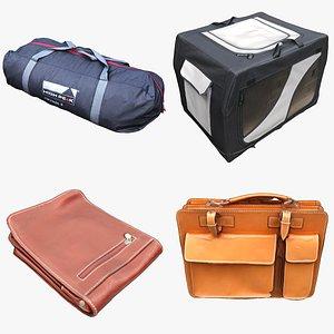 Bag Collection 06 3D model