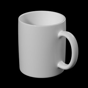 3D coffee tee ceramic mug