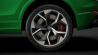 Audi RS Q8 2020 wheel