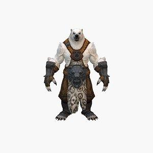 Ursa 3D model