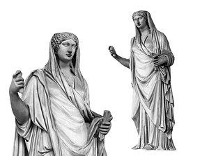 Rome Sculpture 3D model