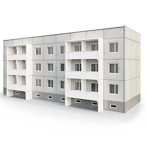 3D suburbs small build