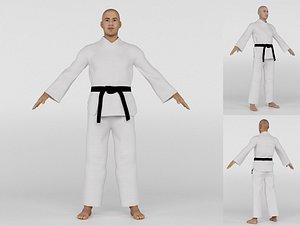 3D Karate Fighter