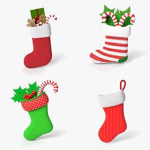 christmas stockings model